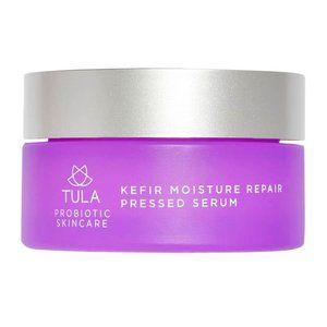 Tula Kefir moisture repair pressed serum